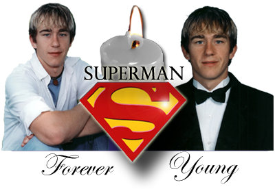 Forever Young Superman
